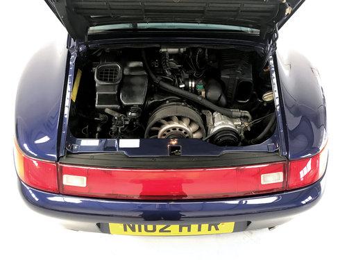1995 Porsche 911 Carrera Tiptronic S SOLD (picture 3 of 6)