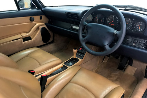 1995 Porsche 911 Carrera Tiptronic S SOLD (picture 4 of 6)