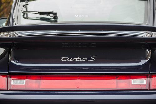 1998 PORSCHE 911 TURBO S 993 For Sale (picture 6 of 6)
