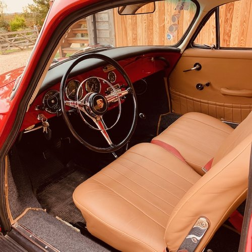 1962 Porsche 356 S90 Coupe For Sale (picture 3 of 5)