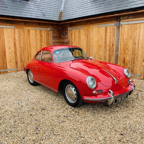 1962 Porsche 356 S90 Coupe For Sale (picture 4 of 5)
