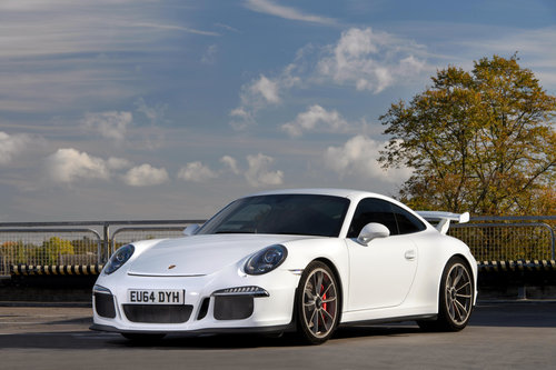 2014 Porsche (991) 911 GT3 SOLD (picture 1 of 6)