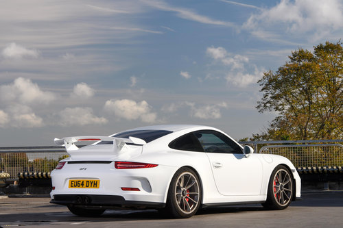 2014 Porsche (991) 911 GT3 SOLD (picture 2 of 6)