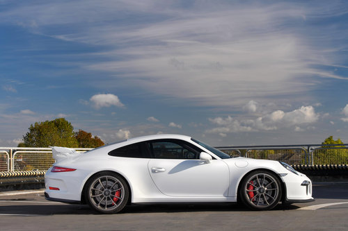 2014 Porsche (991) 911 GT3 SOLD (picture 3 of 6)
