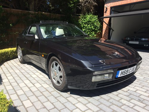 1991 Porsche 944 Turbo 250BHP Top condition RARE SOLD (picture 1 of 6)