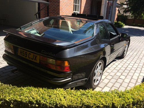 1991 Porsche 944 Turbo 250BHP Top condition RARE SOLD (picture 4 of 6)