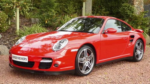 2006 Porsche 911-997 Turbo  SOLD (picture 1 of 6)