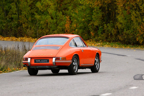 911T SWB LHD, early ice racing history, restored For Sale (picture 2 of 6)
