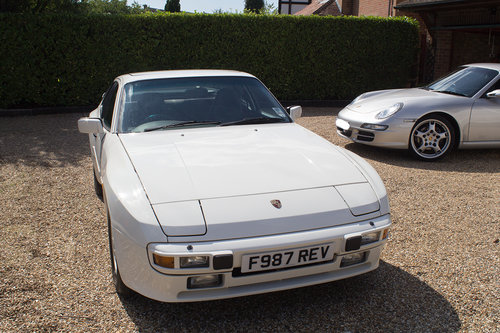 1989 Rare 2.7 Plaid Interior Porsche 944 - 76K Miles For Sale (picture 1 of 6)