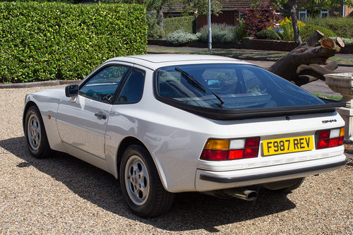 1989 Rare 2.7 Plaid Interior Porsche 944 - 76K Miles For Sale (picture 3 of 6)