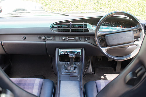 1989 Rare 2.7 Plaid Interior Porsche 944 - 76K Miles For Sale (picture 6 of 6)