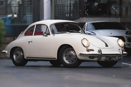 1963 Porsche 356C SOLD (picture 1 of 6)