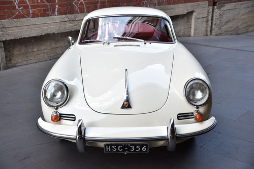 1963 Porsche 356C SOLD (picture 2 of 6)