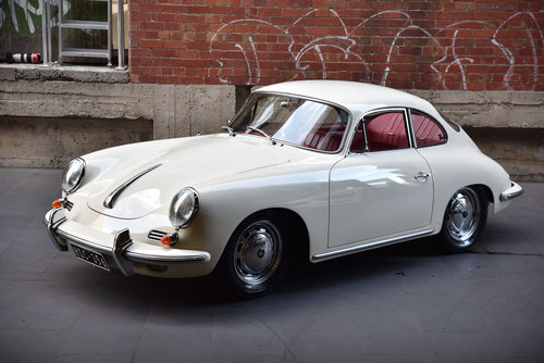 1963 Porsche 356C SOLD (picture 3 of 6)