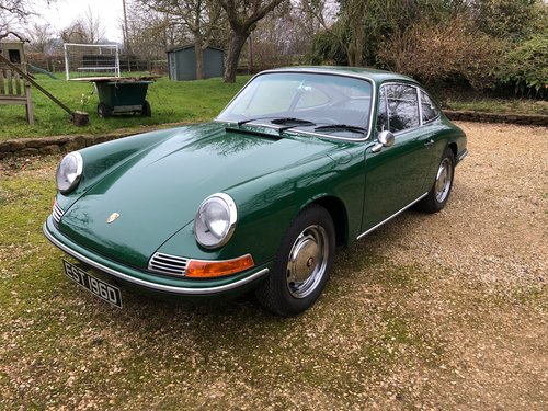 Porsche 912 1966 Three Dial For Sale (picture 1 of 6)