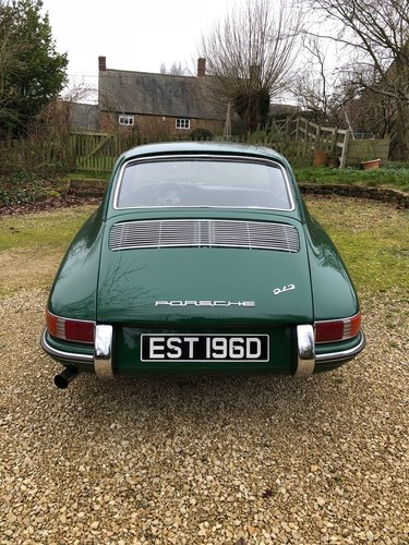 Porsche 912 1966 Three Dial For Sale (picture 2 of 6)
