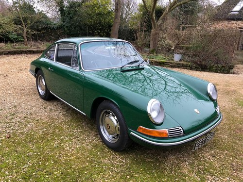 Porsche 912 1966 Three Dial For Sale (picture 4 of 6)