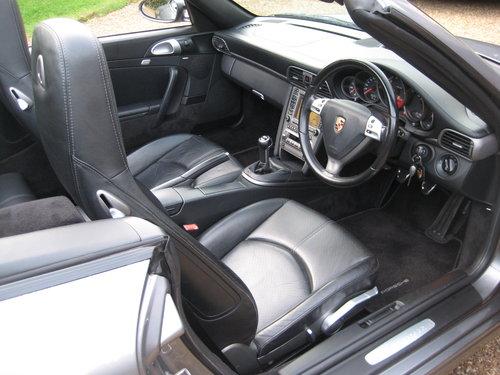 2005 Porsche 911 (997) Carrera Convertible With Turbo Alloys For Sale (picture 3 of 6)