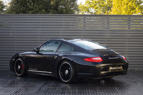2011 PORSCHE 997 GTS COUPE PDK ONLY 22900 Miles For Sale (picture 2 of 18)