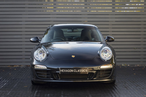 2011 PORSCHE 997 GTS COUPE PDK ONLY 22900 Miles For Sale (picture 3 of 18)