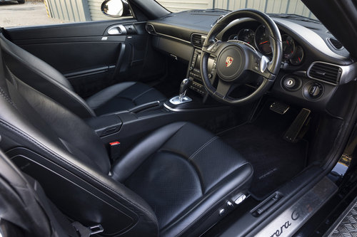 2011 PORSCHE 997 GTS COUPE PDK ONLY 22900 Miles For Sale (picture 4 of 6)