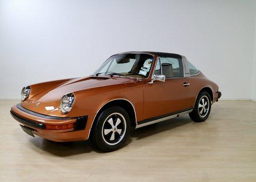 1975 Porsche 911 Targa (Car in NZ) For Sale (picture 3 of 6)