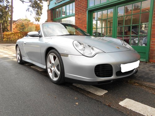 2005 Porsche 911 C4S Cabriolet Manual X51 Pack  For Sale (picture 2 of 6)