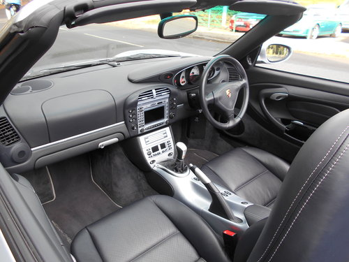 2005 Porsche 911 C4S Cabriolet Manual X51 Pack  For Sale (picture 4 of 6)