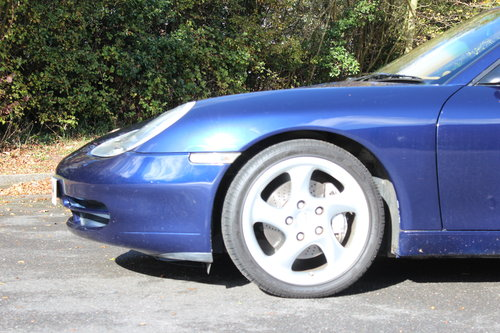 2001 PORSCHE CARRERA 4 3.4 CABRIOLET AUTO – TRIP For Sale (picture 3 of 6)