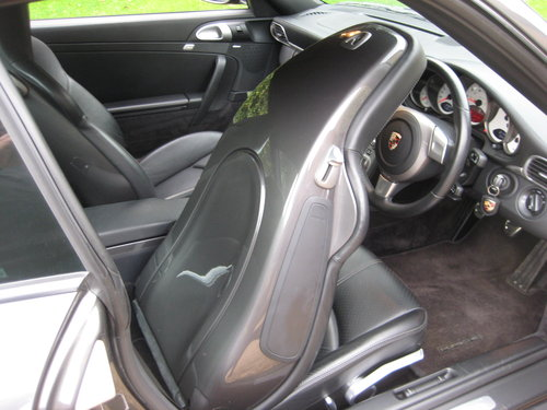 2008 Porsche 911 (997) 3.8 Carrera S With Only 24,000 Miles  For Sale (picture 4 of 6)