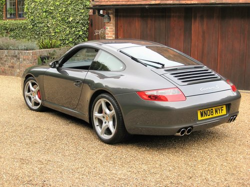2008 Porsche 911 (997) 3.8 Carrera S With Only 24,000 Miles  For Sale (picture 5 of 6)
