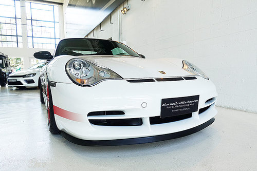 2004 one of only 140 RHD 996 GT3 RS, immaculate, low kms For Sale (picture 1 of 6)