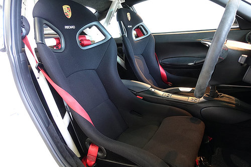 2004 one of only 140 RHD 996 GT3 RS, immaculate, low kms For Sale (picture 5 of 6)