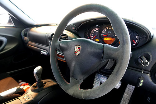 2004 one of only 140 RHD 996 GT3 RS, immaculate, low kms For Sale (picture 6 of 6)