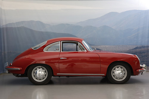 1964 Porsche 356 SC Coupe For Sale (picture 2 of 6)