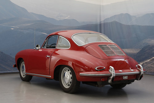 1964 Porsche 356 SC Coupe For Sale (picture 3 of 6)