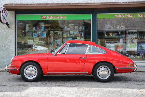 1968 Perfect Porsche 912 matching numbers For Sale (picture 1 of 6)