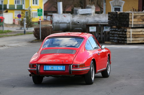 1968 Perfect Porsche 912 matching numbers For Sale (picture 2 of 6)