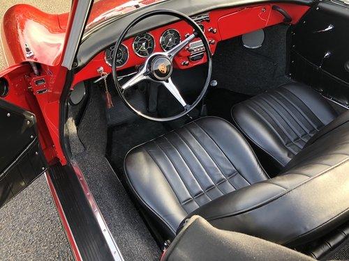 1965 Porsche 356C Cabriolet For Sale (picture 5 of 6)