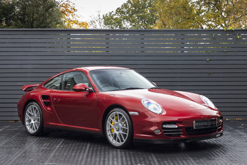 2010 PORSCHE 997 Turbo S Coupe (GEN II) SOLD (picture 1 of 6)
