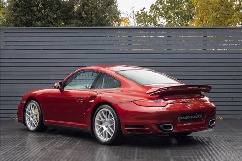 2010 PORSCHE 997 Turbo S Coupe (GEN II) SOLD (picture 2 of 6)