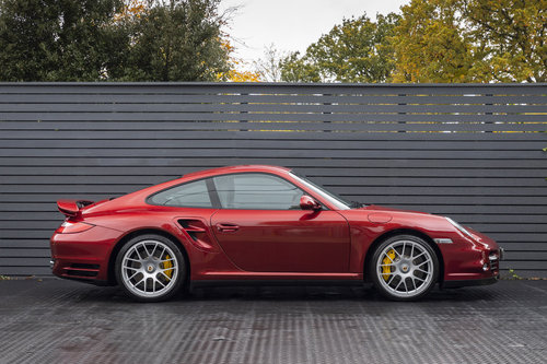 2010 PORSCHE 997 Turbo S Coupe (GEN II) SOLD (picture 3 of 6)