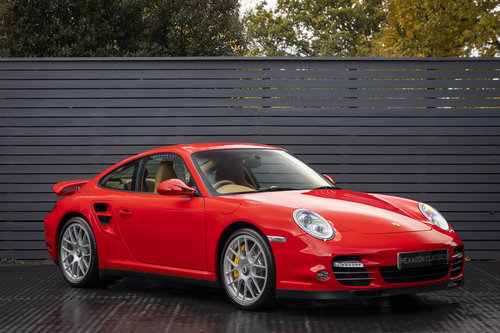 2012 PORSCHE 911 (997.2) TURBO S SOLD (picture 1 of 6)