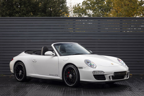 2011 PORSCHE 911 (997) CARRERA GTS CABRIOLET PDK For Sale (picture 1 of 6)
