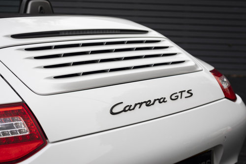 2011 PORSCHE 911 (997) CARRERA GTS CABRIOLET PDK For Sale (picture 6 of 6)