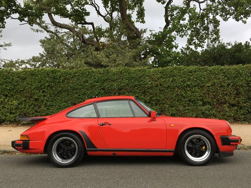 1987 Porsche 911 Carrera 3.2 Manual RHD Coupe - G50 - 88k SOLD (picture 2 of 6)