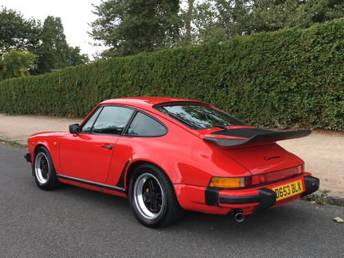 1987 Porsche 911 Carrera 3.2 Manual RHD Coupe - G50 - 88k SOLD (picture 3 of 6)