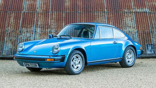 1977 PORSCHE 911 CARRERA 3.0 SOLD (picture 1 of 6)