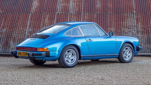 1977 PORSCHE 911 CARRERA 3.0 SOLD (picture 2 of 6)