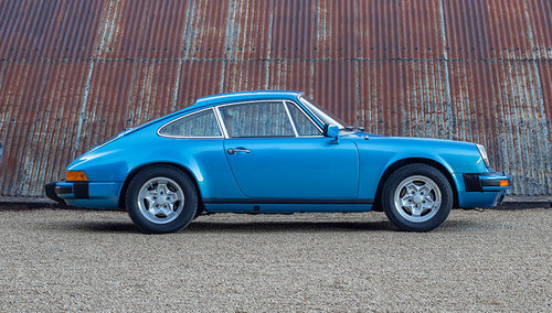 1977 PORSCHE 911 CARRERA 3.0 SOLD (picture 3 of 6)